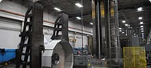 Large Horizontal Machining